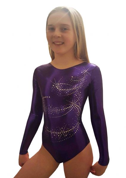 COSMIC PURPLE LONG SLEEVED From only £29